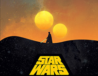 Star Wars - The Force Awakens Posters