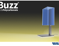 Buzz - Led&Polycarbonate