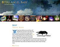 Fire Angel Baby Web Site