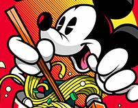 Nicolo Nimor X Mickey Mouse