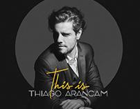 """Graphic Design / Design - """"This Is"""" Thiago Arancam"""