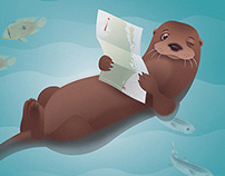 The Otter Project Activity Book