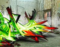 Some Digital Graffiti