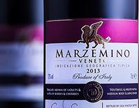 Sainsburys Marzemino Wine product photography