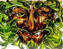 The Green Man of Argyle