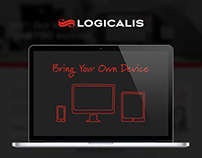 Logicalis BYOD Website