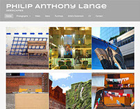 Philip Anthony Lange Web Site