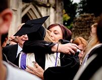 My University of Winchester 2014 Graduation