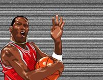 Jordan , Game 6