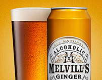 Melville's Ginger Beer