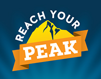 Reach Your Peak Campaign