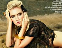 Kismet Magazine Fashion Editorial