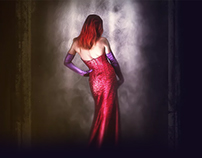 A tribute to Jessica Rabbit