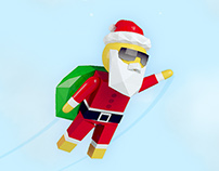 Google Mobile Santa Dive App