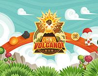 OH NO Volcano!