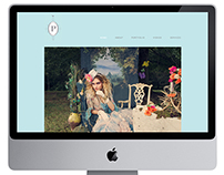 Website Design/Builder for a make-up artist