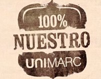 100% nuestro - Unimarc