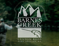 Barnes Creek Custom Rods