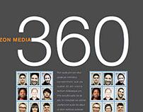 Horizon Media 360U Poster