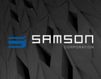 Samson Corporation Identity and Website