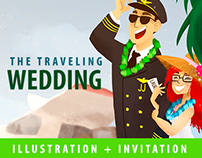 The traveling wedding