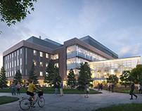 pictury for HOK / Wisconsin UWSP University