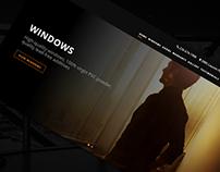 Windows and Doors provider Website - Canada