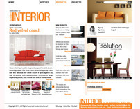 Interior website