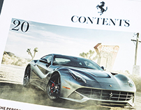 The Official Ferrari Magazine - US Gallery