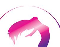 Merenneito Riia - A real mermaid logo design