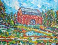 """Red Barn"" 2013"