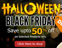 Halloween & Black Friday