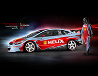2014-2015 Racing Design & Illustration