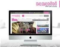 Banatiti Website