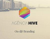Agencia HIVE - Reposicionamento