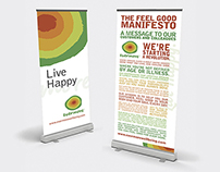 Evermore :: pull-up banners