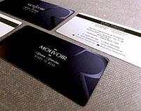 Mouvoir Bussiness Card