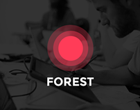 Forest —  Portfolio for Freelancers & Agencies