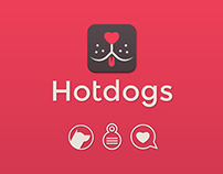 Hotdogs | Lookin' for puppies!