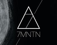7MNTN ― visual identity