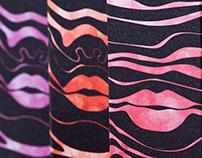 FARAN natural mineral lipgloss
