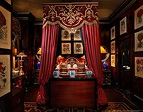 BLAKES HOTEL LONDON- Worlds first luxury boutique hotel
