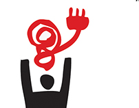 Logo proposals computer service company