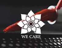 We Care // Branding