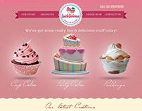 Lucklicious website