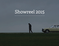 Brian Fortune - Director Showreel 2015