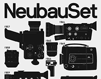 NeubauSet, Library of HD Vector Sets (Neubau Archive)
