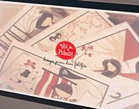 Dia de Palmas - Logotipo