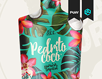 Pedrito Coco Rebranding Concept
