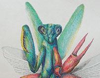 Crap Mantis